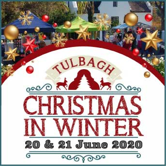 Christmas in Winter - Tulbagh